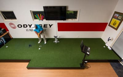 SAM PuttLab has arrived at Bolton Performance Golf