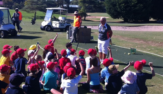 Junior Golf on the Mornington Peninsula