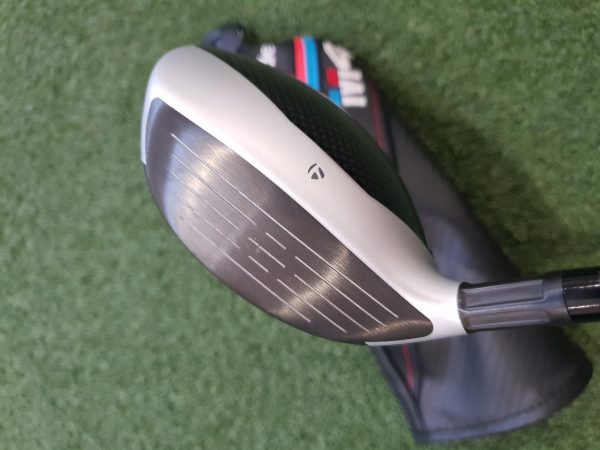Bolton Performance Golf - TaylorMade M4 15* 3 Wood Fujikura Atmos Regular Flex