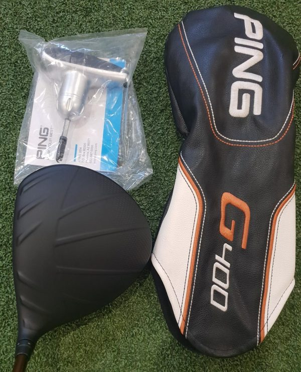 Bolton Performance Golf - PING G400 10.5 Degree Driver Alta Regular Flex