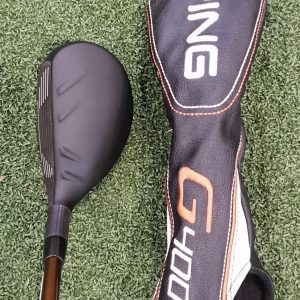 Bolton Performance Golf - PING G400 26* Degree 5 Hybrid Alta Soft Regular Flex