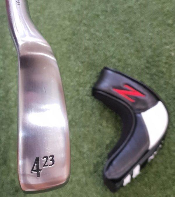 Bolton Performance Golf - Srixon ZU65 23* 4 Utility Iron Miyazaki MIZU 7 Stiff Flex