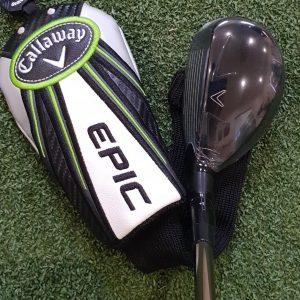 Bolton Performance Golf - Callaway Epic 3 Hybrid UST Recoil F3