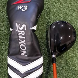 Bolton Performance Golf - Srixon ZF65 15* 3 Wood Miyazaki MIZU 5 Stiff Flex