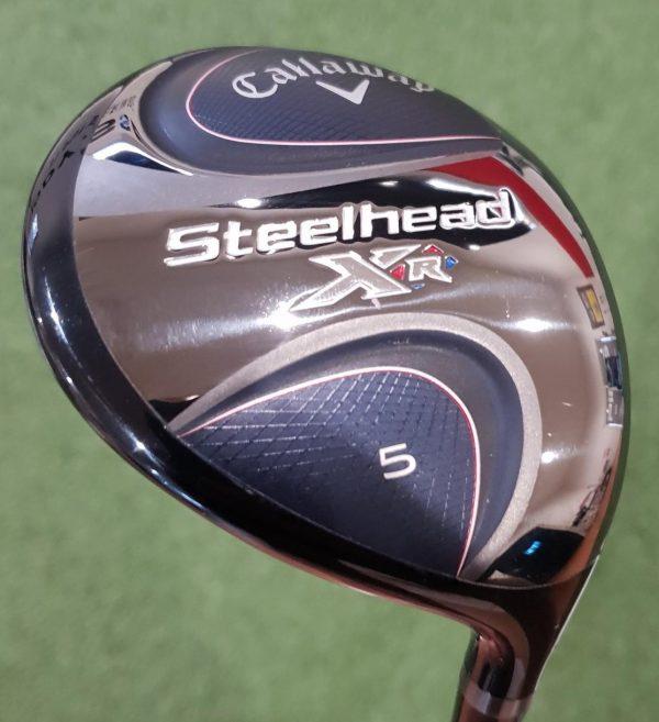 Bolton Performance Golf - (AS NEW) Callaway XR Steelhead 5 Fairway Wood Mitsubishi Tensai CK Blue A (Seniors) Flex