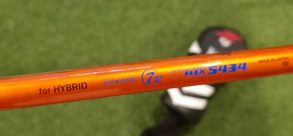 Bolton Performance Golf - BRAND NEW Srixon ZH65 19* 3 Hybrid Miyazaki MIZU 7 Regular Flex