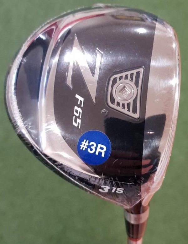 Bolton Performance Golf - BRAND NEW Srixon ZF65 15* 3 Wood Miyazaki MIZU 5 Regular Flex